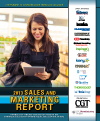 CGT 2013 Sales & Marketing Report