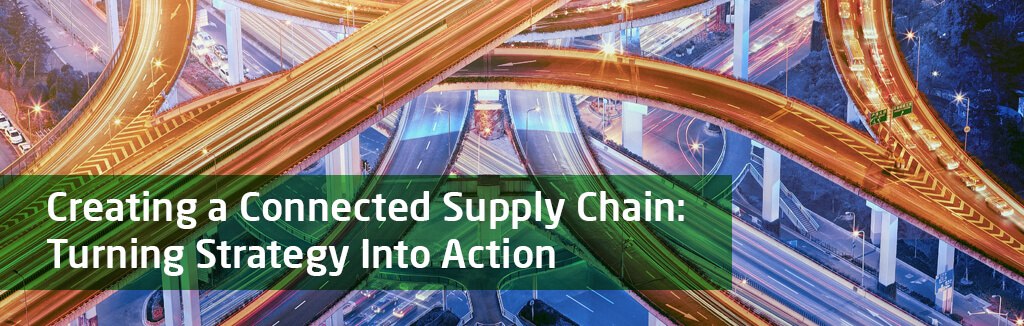 Technology Management Image: Creating A Connected Supply Chain